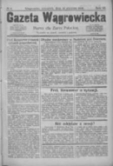 Gazeta Wągrowiecka: pismo dla ziemi pałuckiej 1926.01.14 R.6 Nr6