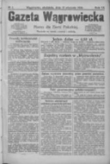 Gazeta Wągrowiecka: pismo dla ziemi pałuckiej 1926.01.17 R.6 Nr7