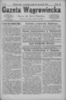 Gazeta Wągrowiecka: pismo dla ziemi pałuckiej 1926.01.28 R.6 Nr12
