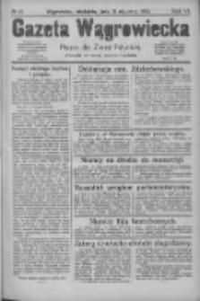 Gazeta Wągrowiecka: pismo dla ziemi pałuckiej 1926.01.31 R.6 Nr13