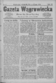 Gazeta Wągrowiecka: pismo dla ziemi pałuckiej 1926.02.04 R.6 Nr15