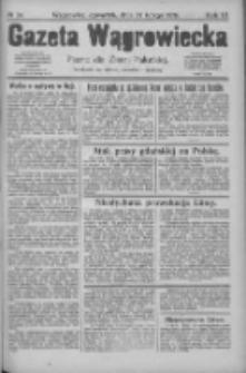 Gazeta Wągrowiecka: pismo dla ziemi pałuckiej 1926.02.25 R.6 Nr24