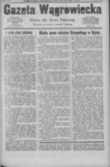 Gazeta Wągrowiecka: pismo dla ziemi pałuckiej 1926.02.28 R.6 Nr25