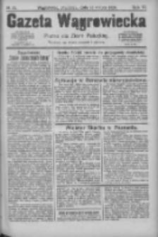 Gazeta Wągrowiecka: pismo dla ziemi pałuckiej 1926.03.18 R.6 Nr33