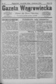 Gazeta Wągrowiecka: pismo dla ziemi pałuckiej 1926.04.01 R.6 Nr39