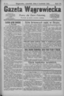 Gazeta Wągrowiecka: pismo dla ziemi pałuckiej 1926.04.08 R.6 Nr41