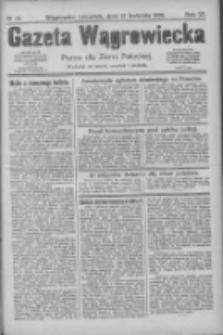 Gazeta Wągrowiecka: pismo dla ziemi pałuckiej 1926.04.15 R.6 Nr44