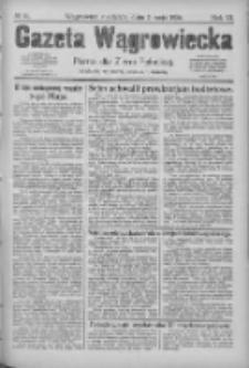 Gazeta Wągrowiecka: pismo dla ziemi pałuckiej 1926.05.02 R.6 Nr51