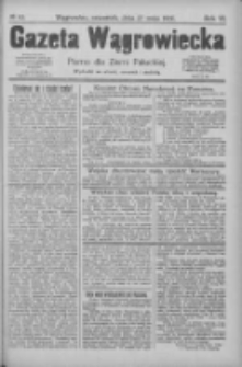 Gazeta Wągrowiecka: pismo dla ziemi pałuckiej 1926.05.27 R.6 Nr63