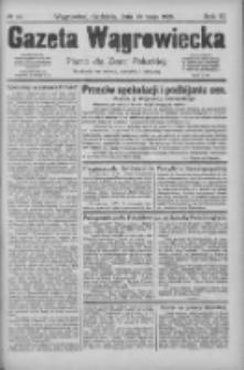 Gazeta Wągrowiecka: pismo dla ziemi pałuckiej 1926.05.30 R.6 Nr64
