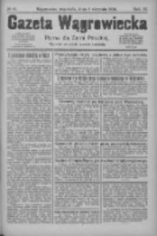 Gazeta Wągrowiecka: pismo dla ziemi pałuckiej 1926.08.01 R.6 Nr91