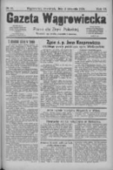 Gazeta Wągrowiecka: pismo dla ziemi pałuckiej 1926.08.05 R.6 Nr93