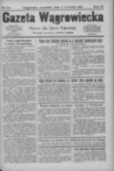 Gazeta Wągrowiecka: pismo dla ziemi pałuckiej 1926.09.02 R.6 Nr105