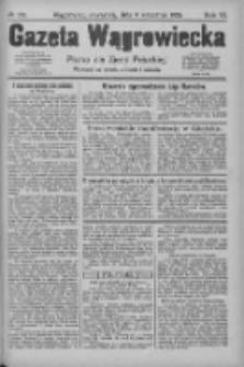 Gazeta Wągrowiecka: pismo dla ziemi pałuckiej 1926.09.09 R.6 Nr108