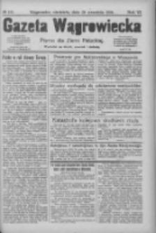 Gazeta Wągrowiecka: pismo dla ziemi pałuckiej 1926.09.26 R.6 Nr115