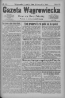Gazeta Wągrowiecka: pismo dla ziemi pałuckiej 1926.09.28 R.6 Nr116