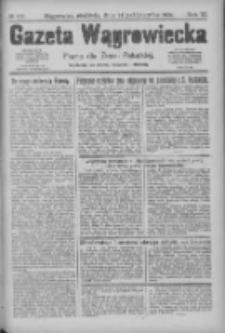Gazeta Wągrowiecka: pismo dla ziemi pałuckiej 1926.10.24 R.6 Nr127