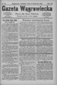 Gazeta Wągrowiecka: pismo dla ziemi pałuckiej 1926.11.14 R.6 Nr136