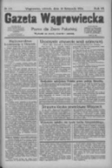Gazeta Wągrowiecka: pismo dla ziemi pałuckiej 1926.11.16 R.6 Nr137