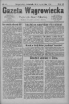 Gazeta Wągrowiecka: pismo dla ziemi pałuckiej 1926.12.09 R.6 Nr147