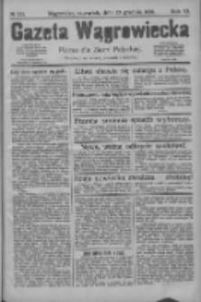 Gazeta Wągrowiecka: pismo dla ziemi pałuckiej 1926.12.23 R.6 Nr153