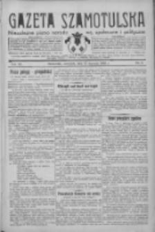 Gazeta Szamotulska: niezależne pismo narodowe, społeczne i polityczne 1933.01.12 R.12 Nr5