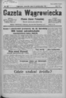 Gazeta Wągrowiecka: pismo ziemi pałuckiej 1936.10.22 R.16 Nr246