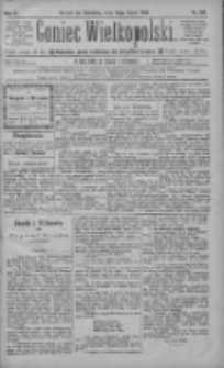 Goniec Wielkopolski: najtańsze pismo codzienne dla wszystkich stanów 1886.07.25 R.10 Nr167