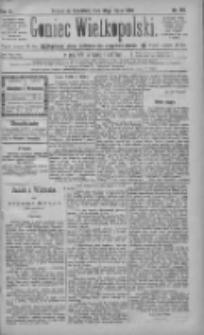 Goniec Wielkopolski: najtańsze pismo codzienne dla wszystkich stanów 1886.07.29 R.10 Nr170