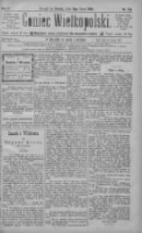 Goniec Wielkopolski: najtańsze pismo codzienne dla wszystkich stanów 1886.07.31 R.10 Nr172