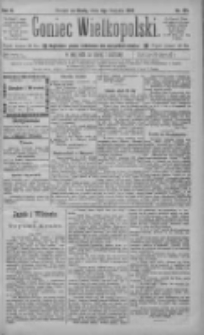 Goniec Wielkopolski: najtańsze pismo codzienne dla wszystkich stanów 1886.08.04 R.10 Nr175