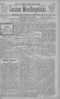 Goniec Wielkopolski: najtańsze pismo codzienne dla wszystkich stanów 1886.09.10 R.10 Nr206