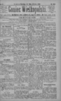 Goniec Wielkopolski: najtańsze pismo codzienne dla wszystkich stanów 1886.09.26 R.10 Nr220