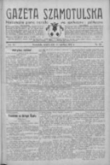 Gazeta Szamotulska: niezależne pismo narodowe, społeczne i polityczne 1933.04.11 R.12 Nr43