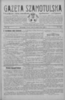 Gazeta Szamotulska: niezależne pismo narodowe, społeczne i polityczne 1933.10.03 R.12 Nr115