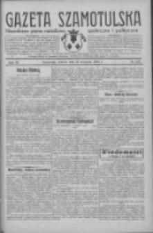 Gazeta Szamotulska: niezależne pismo narodowe, społeczne i polityczne 1933.11.21 R.12 Nr135