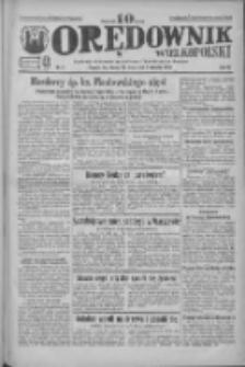 Orędownik Wielkopolski: ludowy dziennik narodowy i katolicki w Polsce 1933.01.04 R.63 Nr3