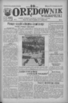 Orędownik Wielkopolski: ludowy dziennik narodowy i katolicki w Polsce 1933.01.08 R.63 Nr6