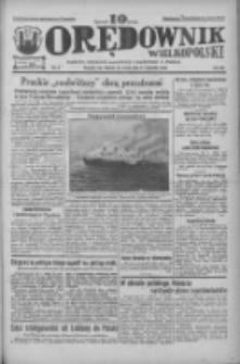 Orędownik Wielkopolski: ludowy dziennik narodowy i katolicki w Polsce 1933.01.11 R.63 Nr8