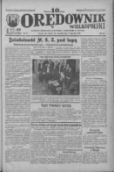 Orędownik Wielkopolski: ludowy dziennik narodowy i katolicki w Polsce 1933.01.12 R.63 Nr9