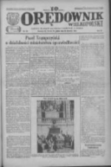 Orędownik Wielkopolski: ludowy dziennik narodowy i katolicki w Polsce 1933.01.13 R.63 Nr10