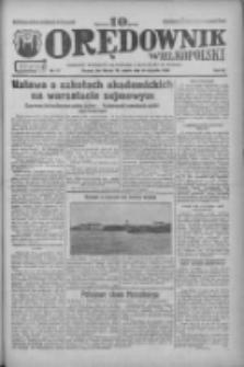 Orędownik Wielkopolski: ludowy dziennik narodowy i katolicki w Polsce 1933.01.14 R.63 Nr11