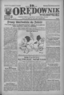 Orędownik Wielkopolski: ludowy dziennik narodowy i katolicki w Polsce 1933.01.17 R.63 Nr13