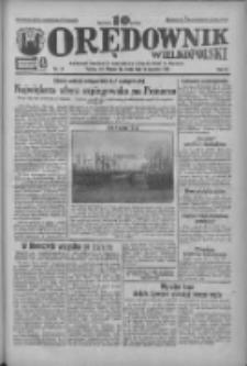 Orędownik Wielkopolski: ludowy dziennik narodowy i katolicki w Polsce 1933.01.18 R.63 Nr14