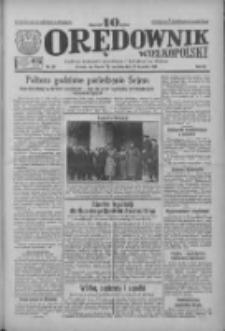Orędownik Wielkopolski: ludowy dziennik narodowy i katolicki w Polsce 1933.01.22 R.63 Nr18