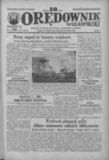 Orędownik Wielkopolski: ludowy dziennik narodowy i katolicki w Polsce 1933.01.24 R.63 Nr19