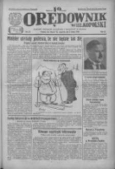 Orędownik Wielkopolski: ludowy dziennik narodowy i katolicki w Polsce 1933.02.02 R.63 Nr27