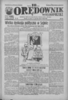 Orędownik Wielkopolski: ludowy dziennik narodowy i katolicki w Polsce 1933.02.05 R.63 Nr29