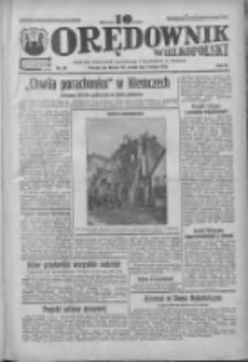 Orędownik Wielkopolski: ludowy dziennik narodowy i katolicki w Polsce 1933.02.07 R.63 Nr30