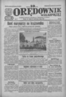 Orędownik Wielkopolski: ludowy dziennik narodowy i katolicki w Polsce 1933.02.08 R.63 Nr31